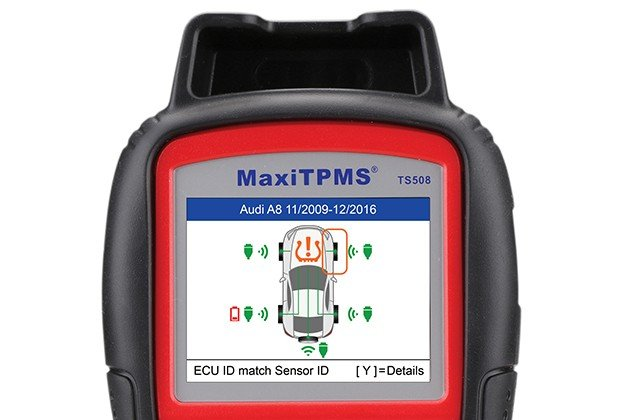 MaxiTPMS TS508 - Tire Pressure Monitoring System 6