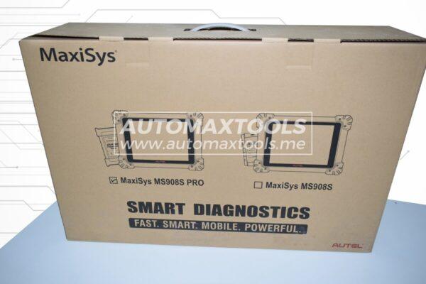 MaxiSys 908s Pro 2