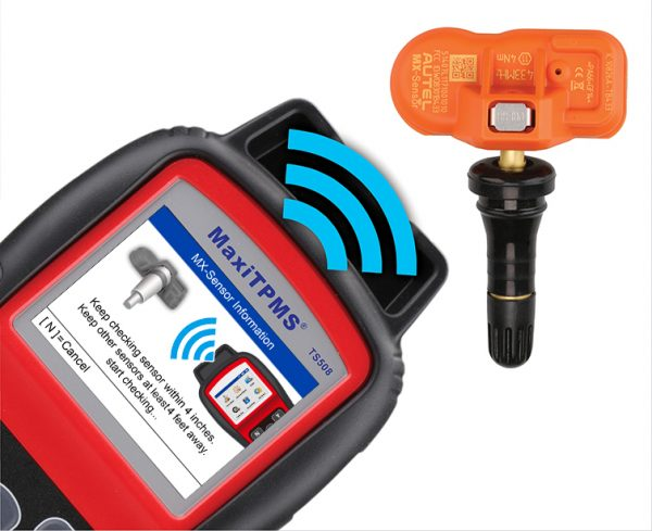 MaxiTPMS TS508 - Tire Pressure Monitoring System 1