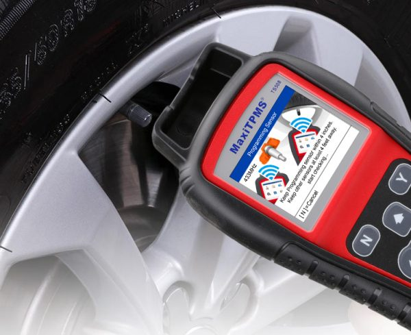 MaxiTPMS TS508 - Tire Pressure Monitoring System 2