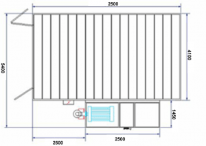AMT 6002 Spray Paint Booth 1