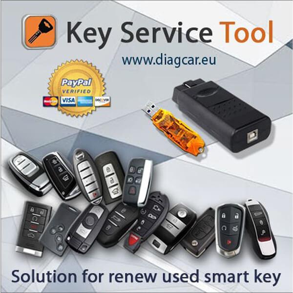 ACTIVATION Key Service Tool - RENEW Smart Key 1