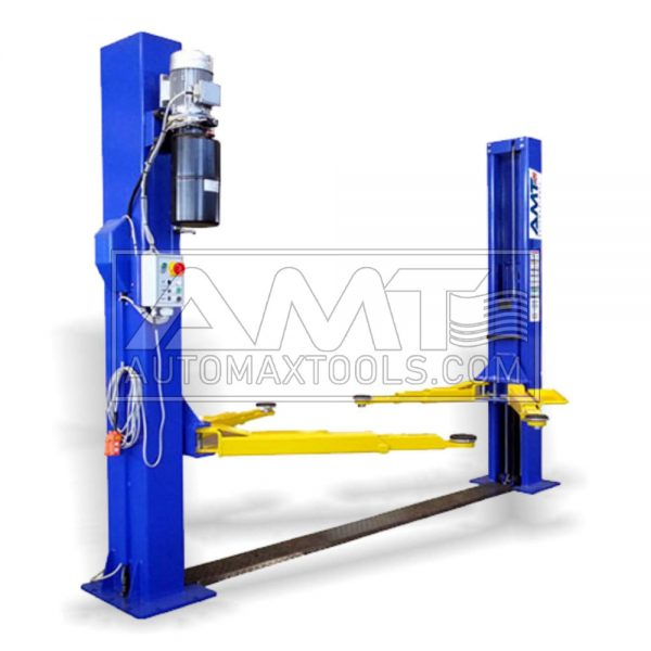 AMT 240B - Base Floor Hydraulic Hoist Lift 1