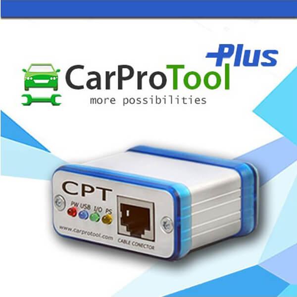 CarProTool Programmer CPT + EEPROM Programmer Activation 1