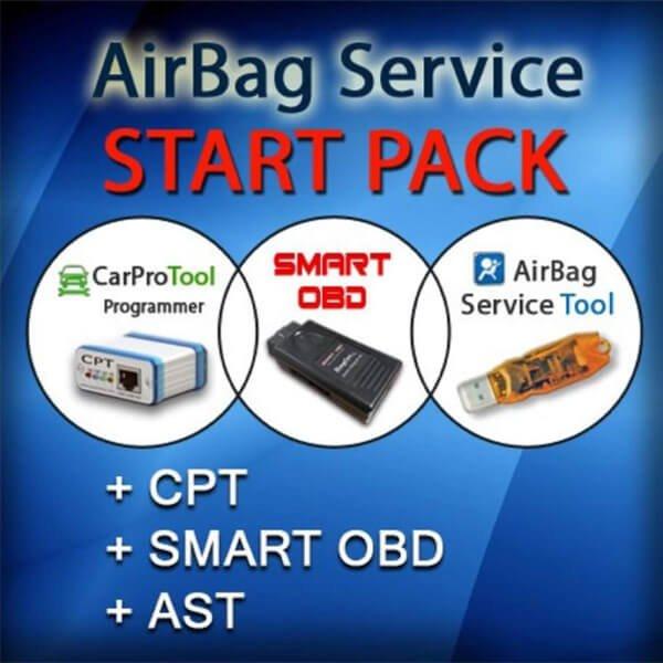 Airbag Service Start Pack 2