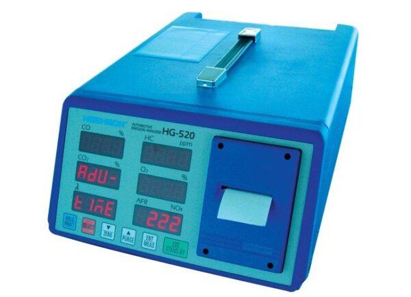 Heshbon HG-250 - Gas Analyzer 2
