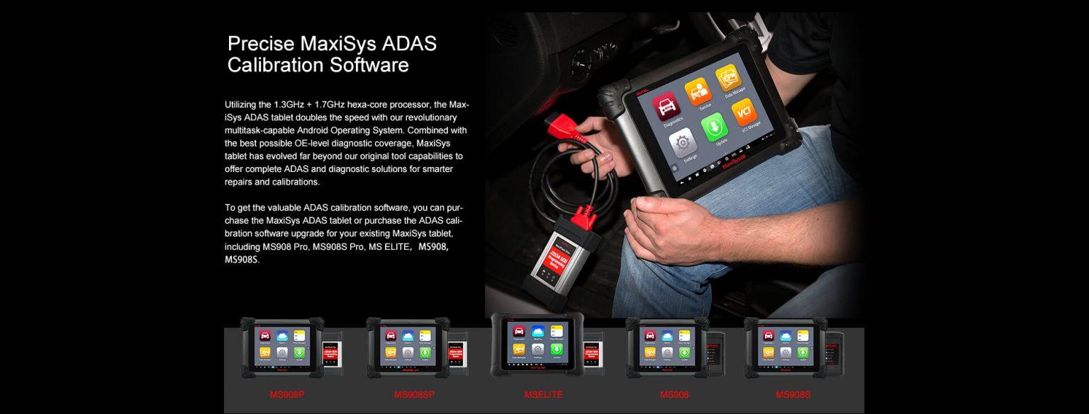 MaxiSys ADAS 39