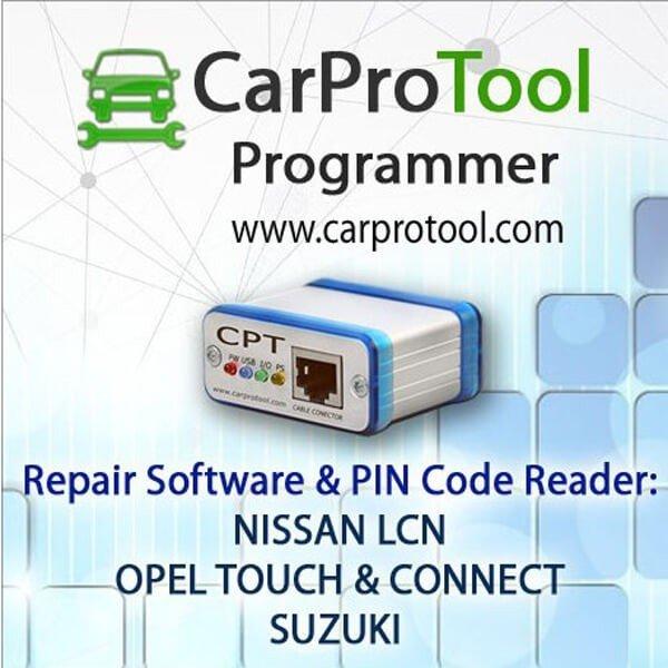 NISSAN LCN EU / OPEL TOUCH & CONNECT / SUZUKI Decoder 2