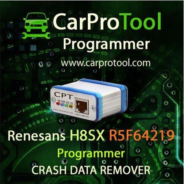 Renesas R8C M32C R32 Programmer 1