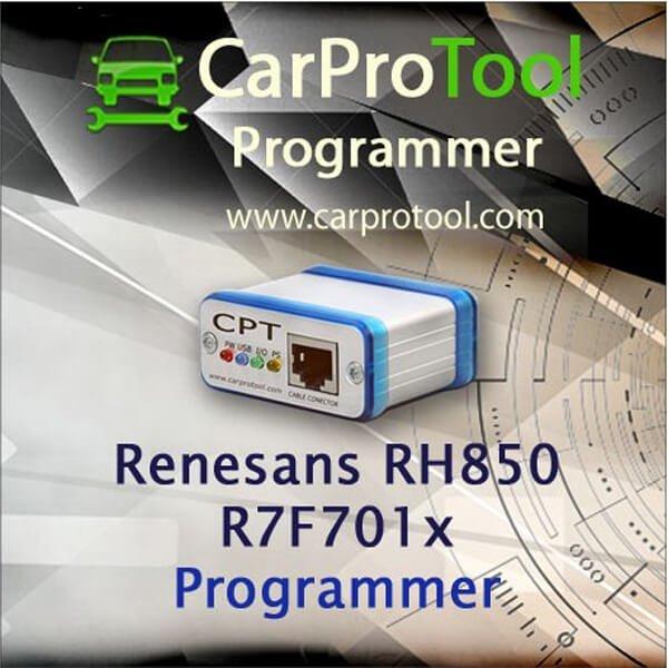Renesas RH850 R7F701x Programmer 1