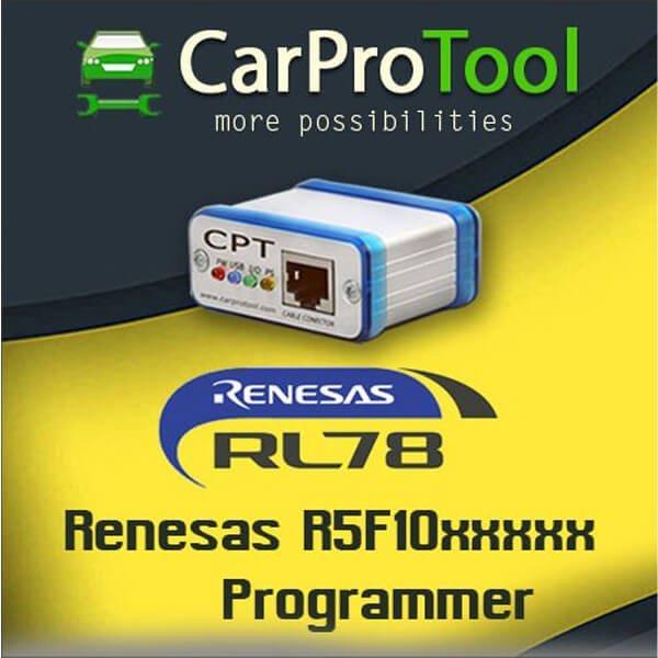 Renesas RL78 R5F10x Programmer 2