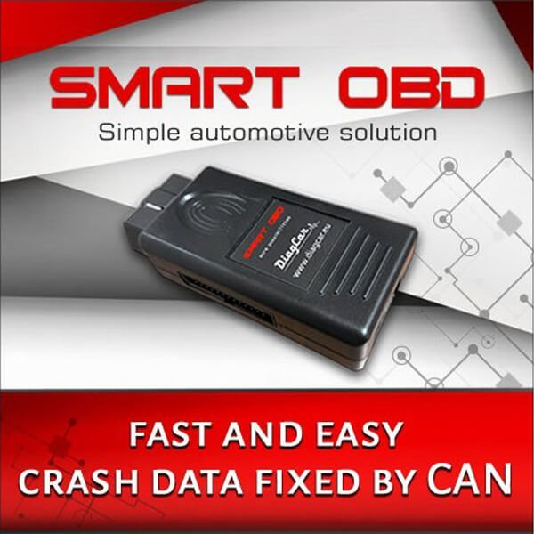 Smart OBD CAN Tool 2
