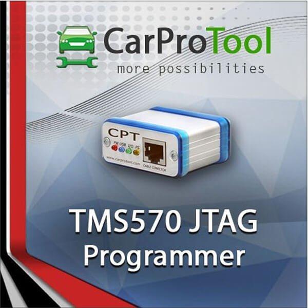 TMS570 JTAG Programmer 2