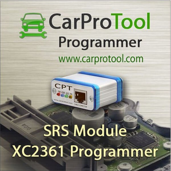 Infineon XC2361 JTAG Programmer 1