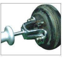 Universal Axles Slide Hammer Set JTC-1145 3
