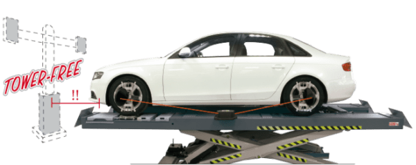 Sphere ARP3DSP - 3D Wheel Alignment 2