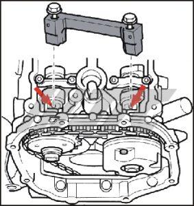 VW, AUDI Timing Tool Set (V6, 3.2FSI) JTC-4086 2