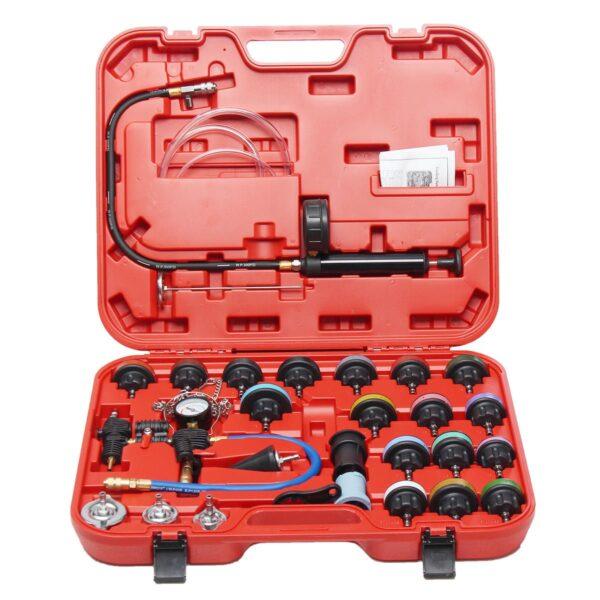 27PCS Radiator Pressure Tester (Multi-Function) JTC-4842A 2