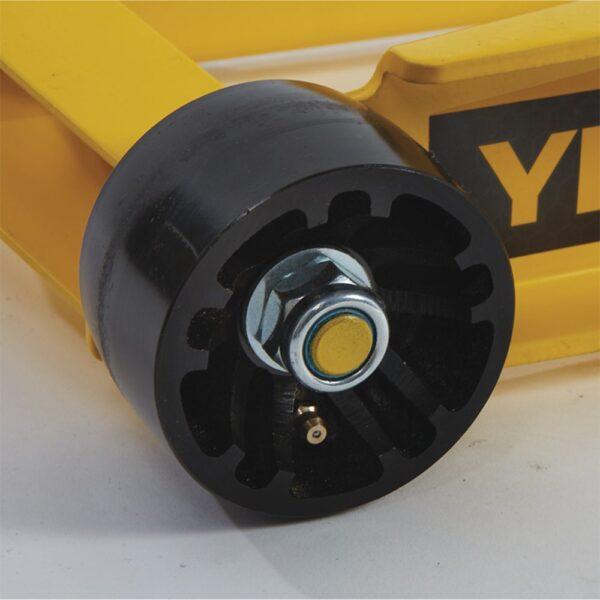 3 Ton / 2700kg Pro Super Duty Garage Jack – Yellow Jacket 6