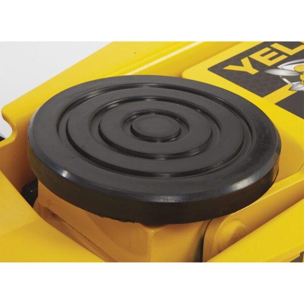 3 Ton / 2700kg Pro Super Duty Garage Jack – Yellow Jacket 7