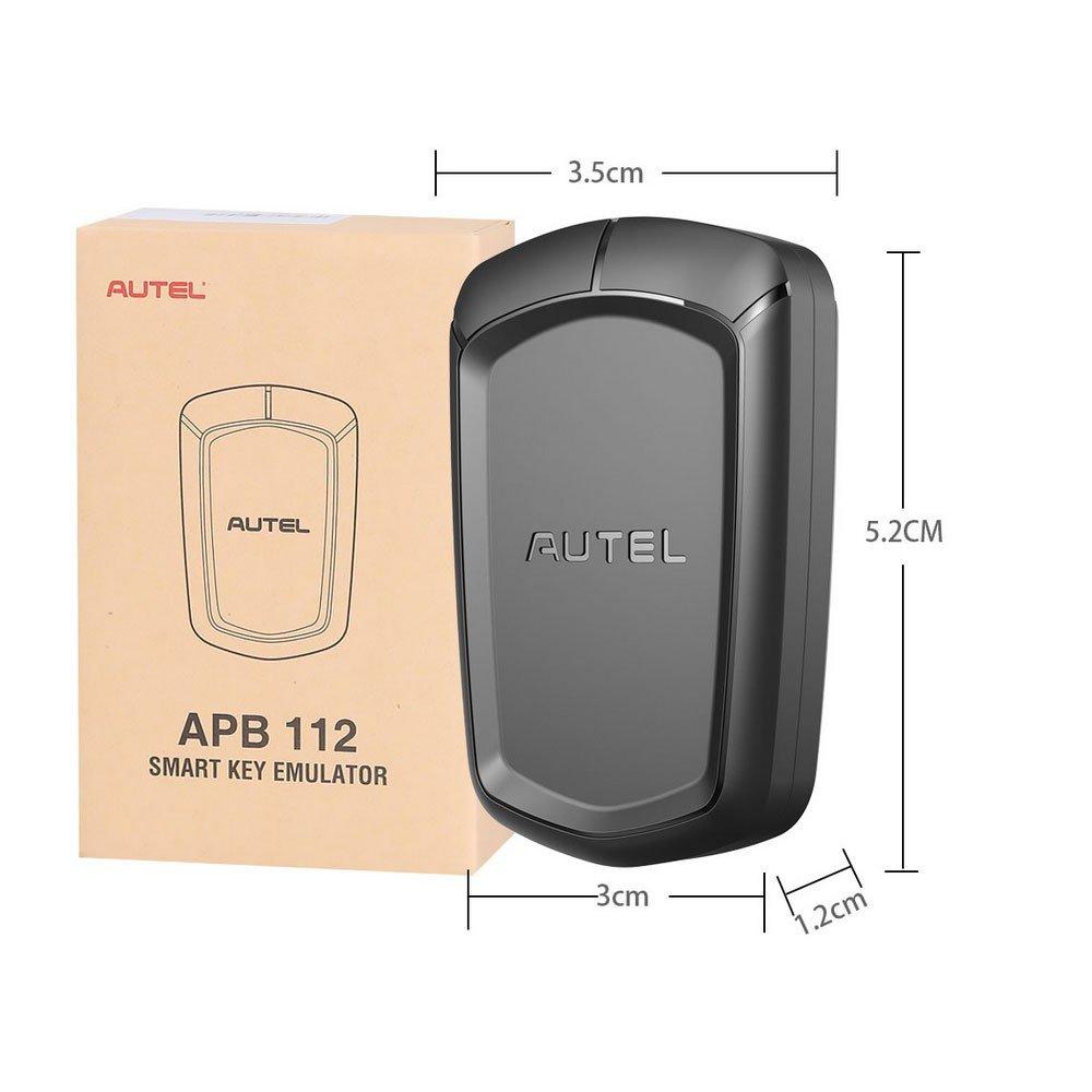 Autel APB112 Smart Key Emulator 3