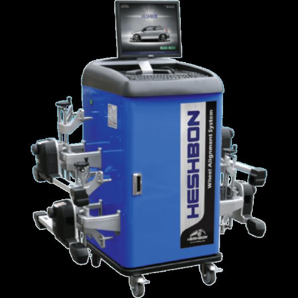 Heshbon HA-710 - Wheel Alignment 1