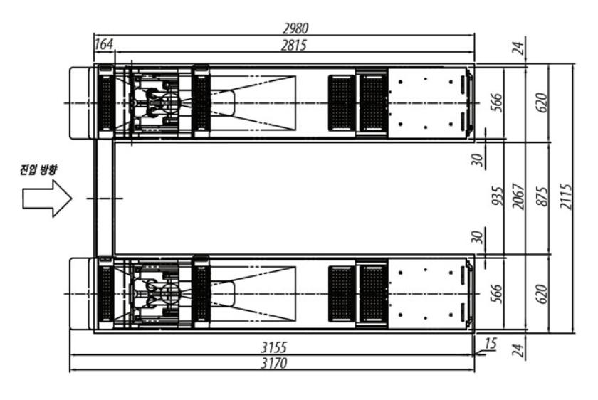 Heshbon HL-32D - Scissor Lift 4