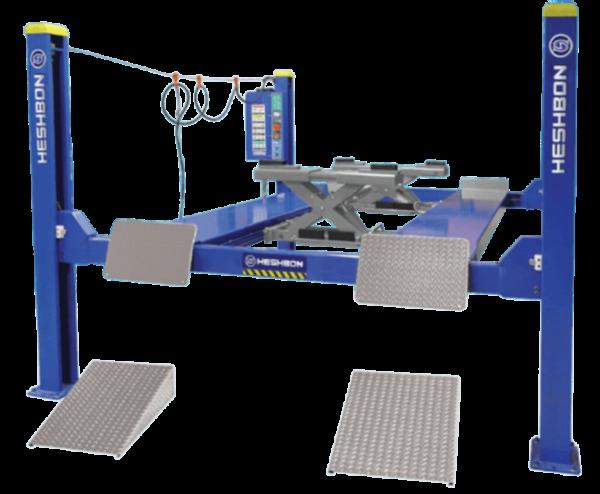 Heshbon HL-46H - 4 Post Wheel Alignment Lift 1