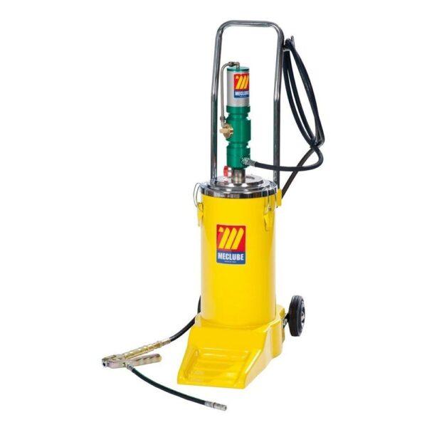 Pneumatic Grease Wheeled Pump 013-1096-000 1