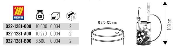 Oil Set 022-1281-000 2