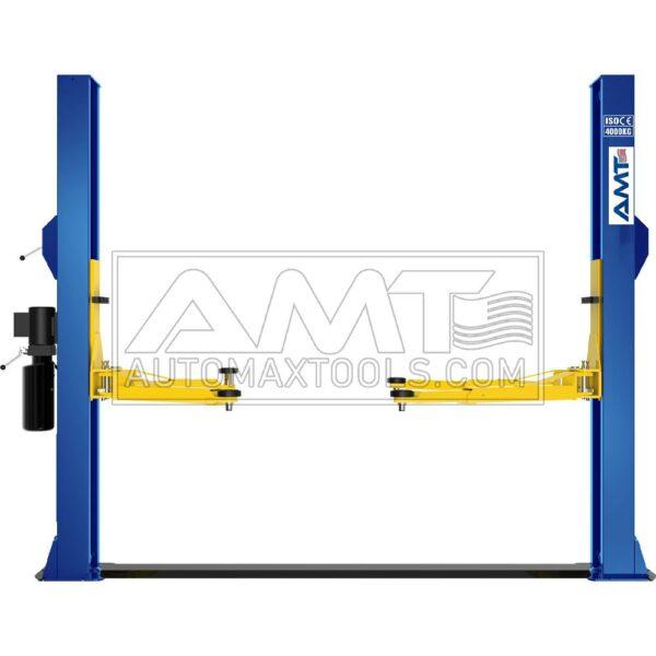 base plate 2 post lift