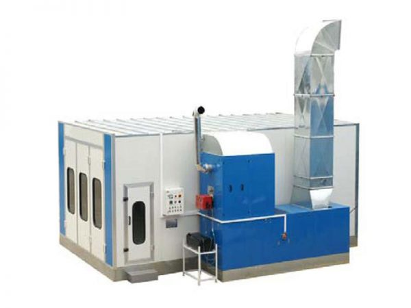 AMT 6001 - Spray Paint Booth 4