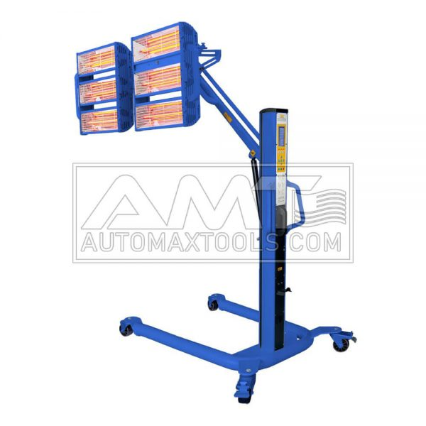 infrared curing lamp