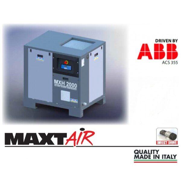 MXH 2000 / 20HP - Coaxial Screw Compressor 2