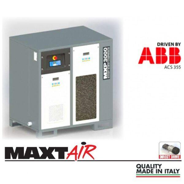 MXP 3000 / 30HP - Coaxial Screw Compressor 2