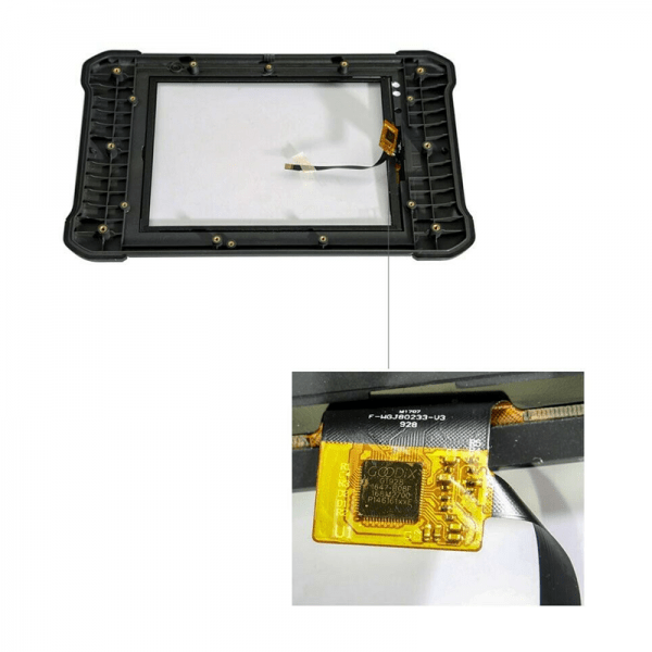 MaxiSys 906BT Touch Panel 2