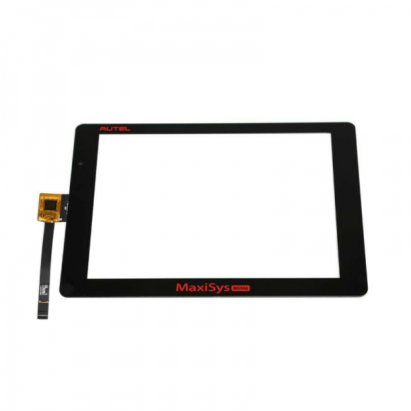 MaxiSys 906BT Touch Panel 3