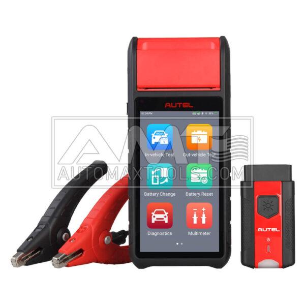 maxibas bt608 battery analyzer