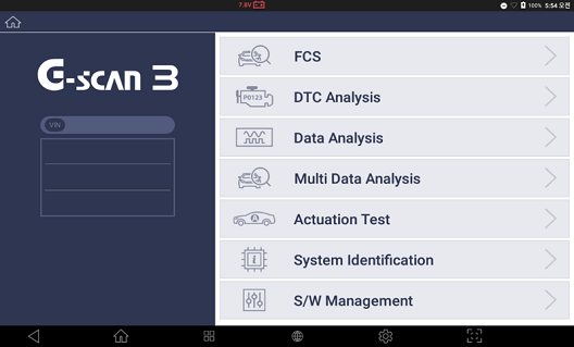 G-scan 3 Full Kit 18