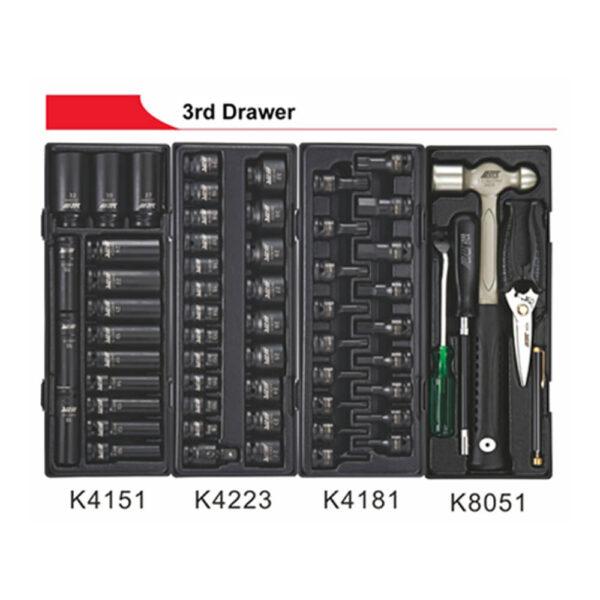 jtc 3931 - 3th-drawer