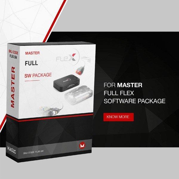 flex software package