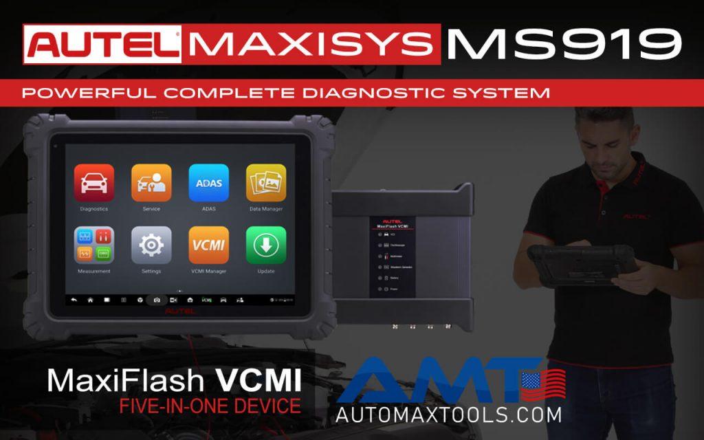 maxisys-ms919