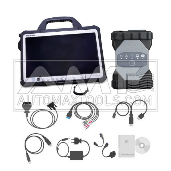 Mercedes Benz Xentry VCI Kit-3