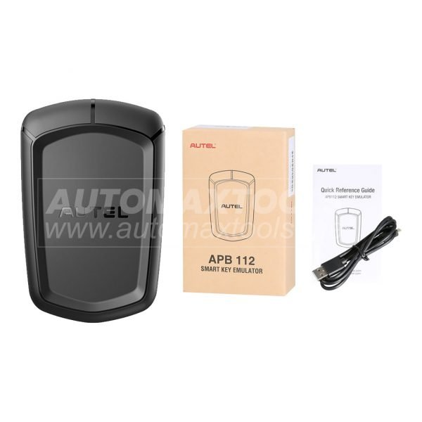 Autel MaxiIM IM508 Key Programmer With XP400 Pro APB112 GBOX2 Bundle Kit 2