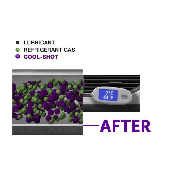 errecom cool shot performance enhancer for AC/R Systems